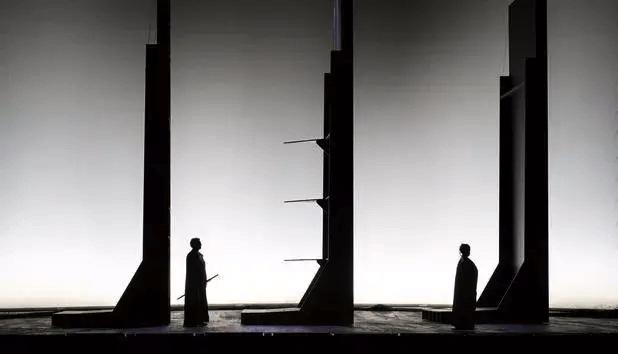 Tristan und Isolde © Bild: Opera di Roma